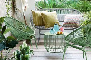 Las 10 mejores sillas de jardín